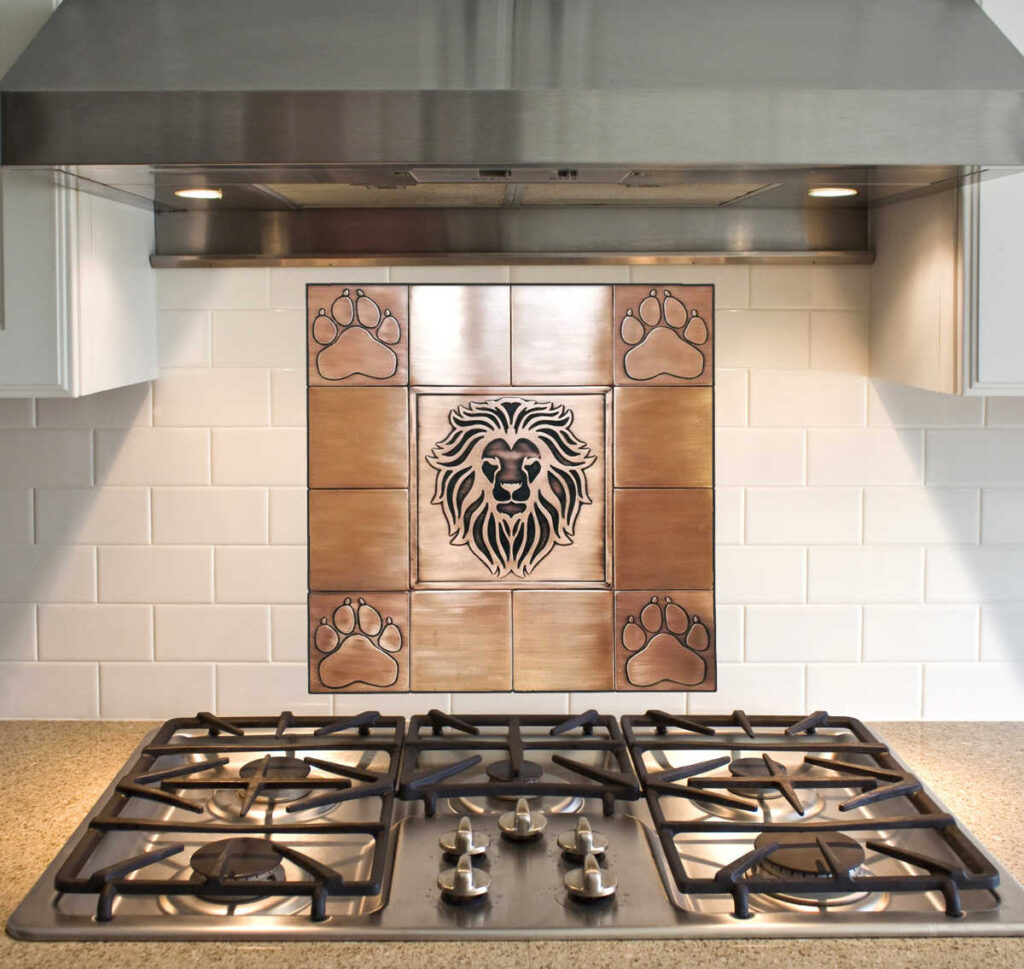 Best Ideas For Kitchen Backsplash Copper Tiles For Kitchen Backsplash